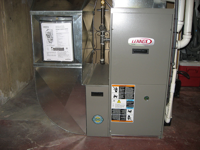 Gas Hot Air Furnaces
