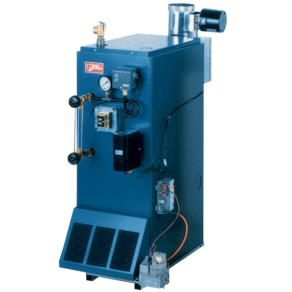 Gas Steam Boiler Services